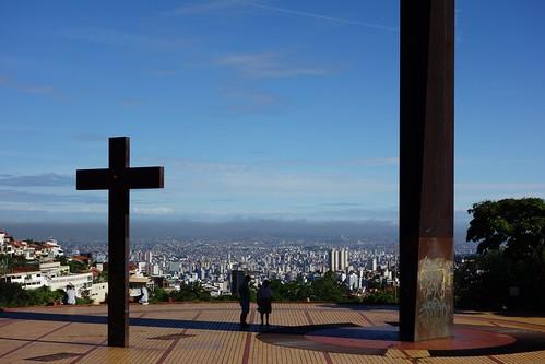 Pope Square in Belo Horizonte