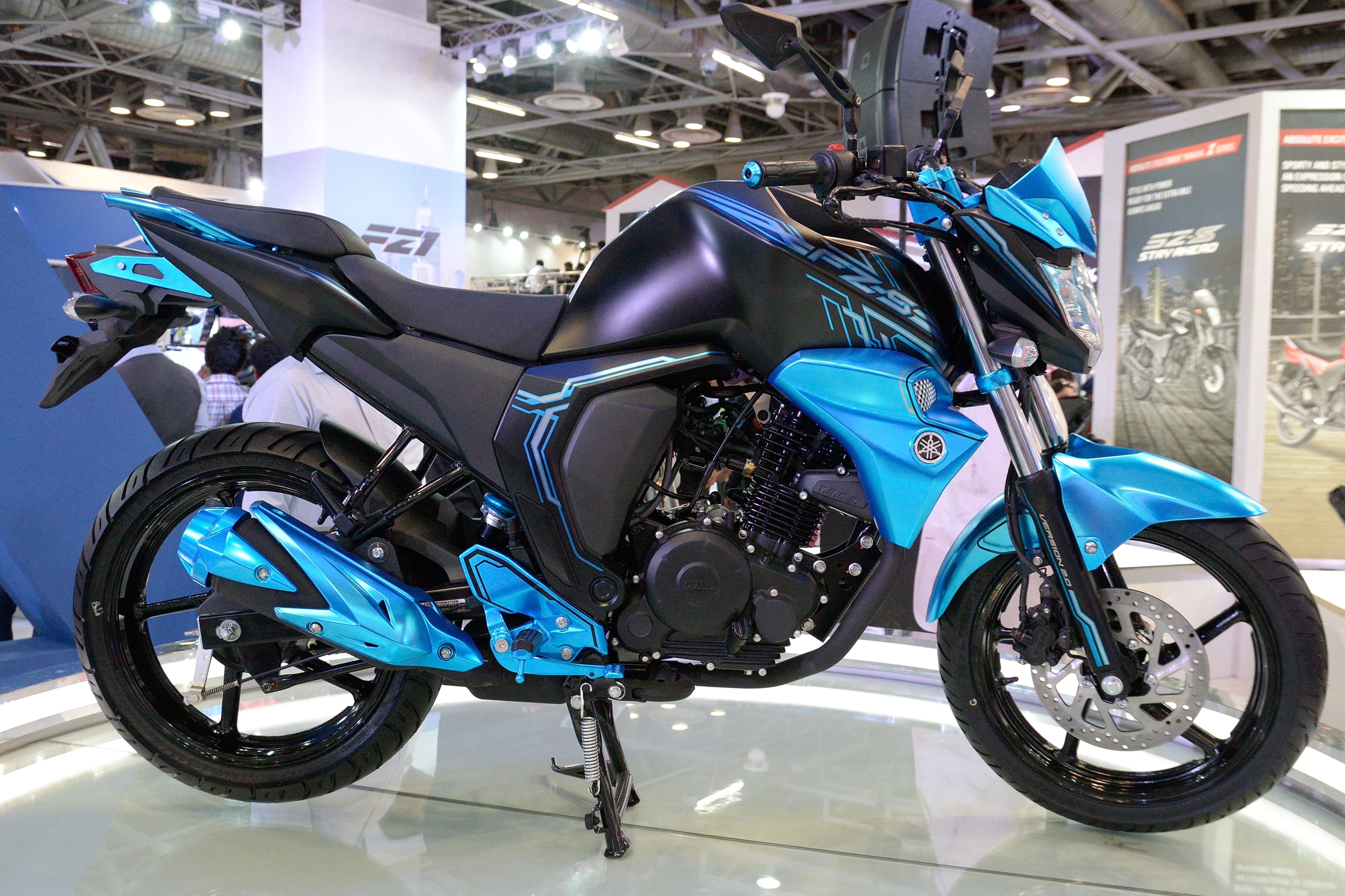 Yamaha Fz New Model