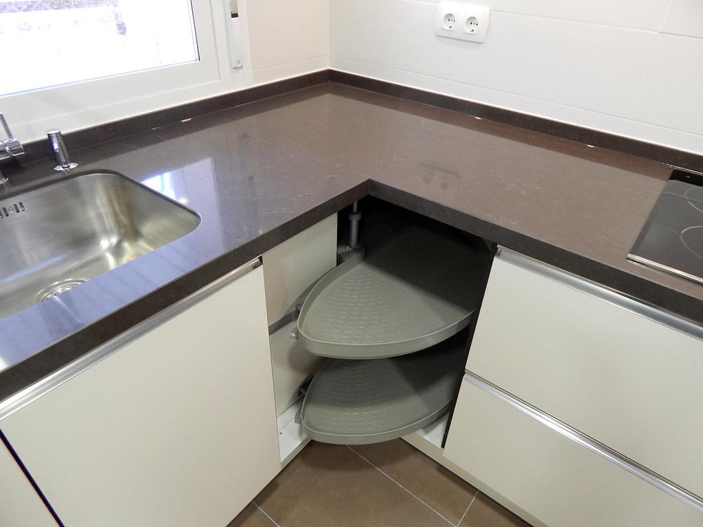 Muebles de cocina neo magnolia for Muebles de rincon para tv