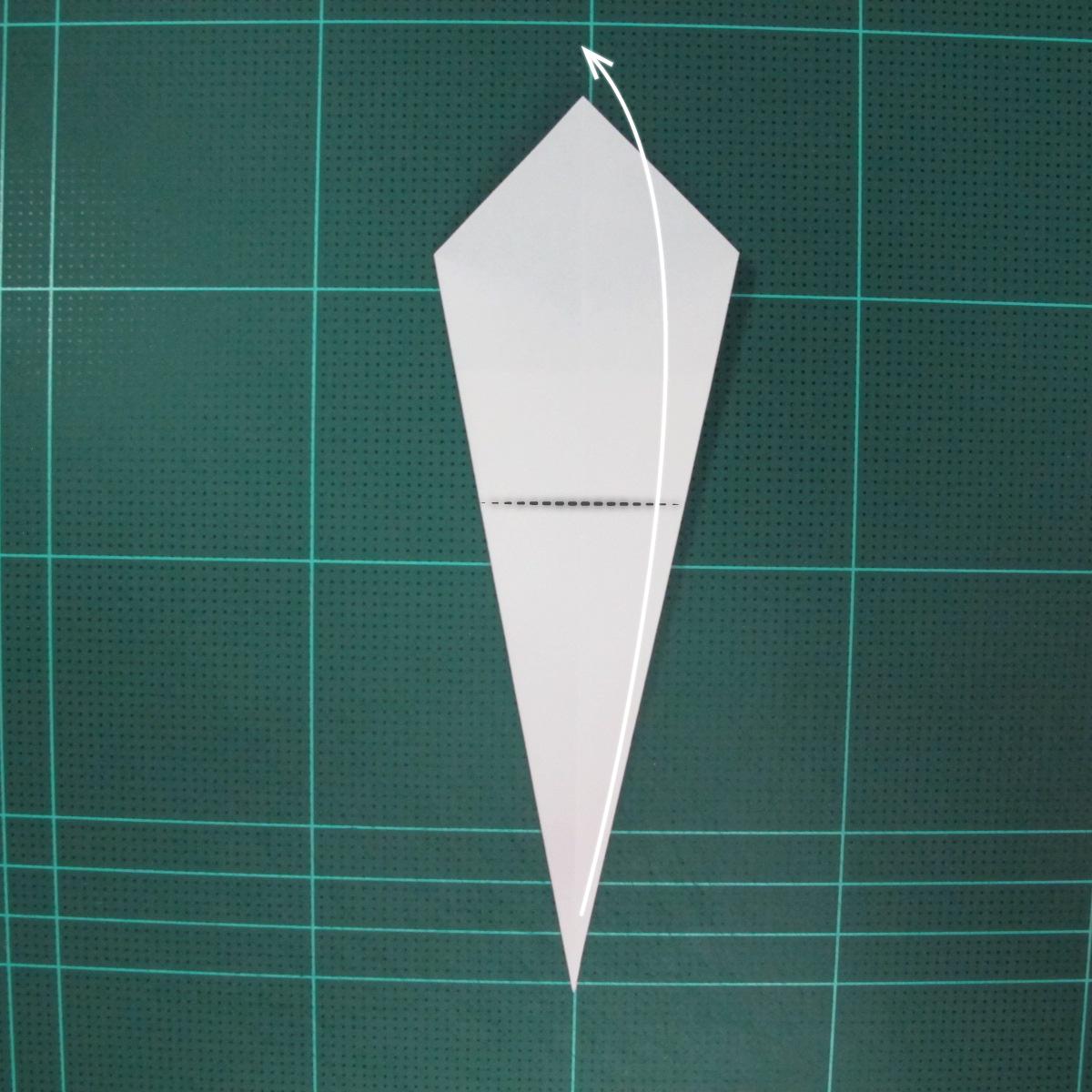 การพับกระดาษเป็นนกกระสา (Origami Pelican) 006