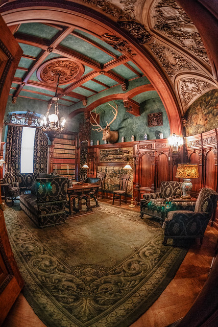 Sitting Room - Vanderbilt Mansion