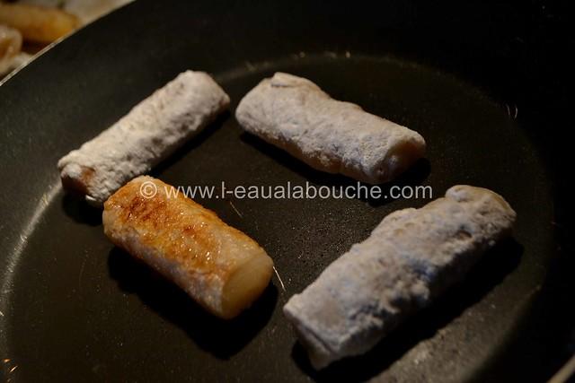 Nems à la Banane et au Chocolat © Ana Luthi Tous droits réservés 025_GF