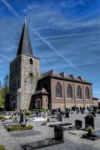 Bunsbeek, Sint-Quirinuskerk.