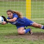 Dreher Varsity ladies Soccer v Chapman 5/2/16  Playoff