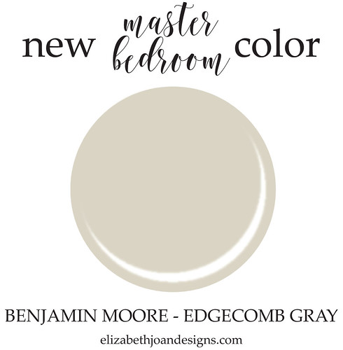 Edgecomb Gray Paint