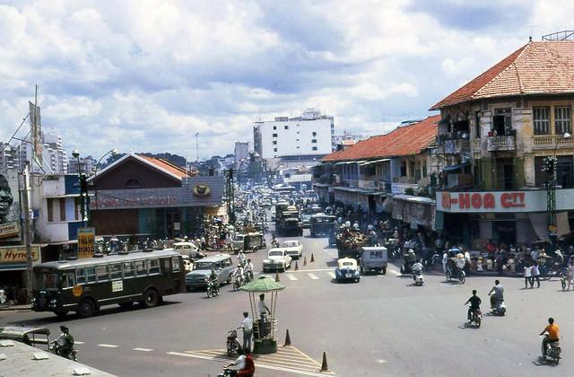 SAIGON 1969 - Đường Lê Lai