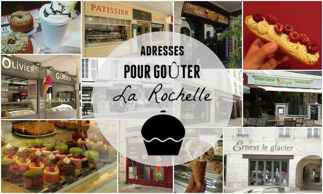 Les meilleures adresses pour l'heure du goûter à La Rochelle