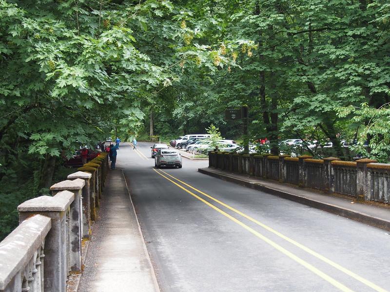 US 30 at Latourell Creek