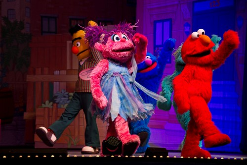 Sesame Street Live 'Elmo Makes Music' 2012