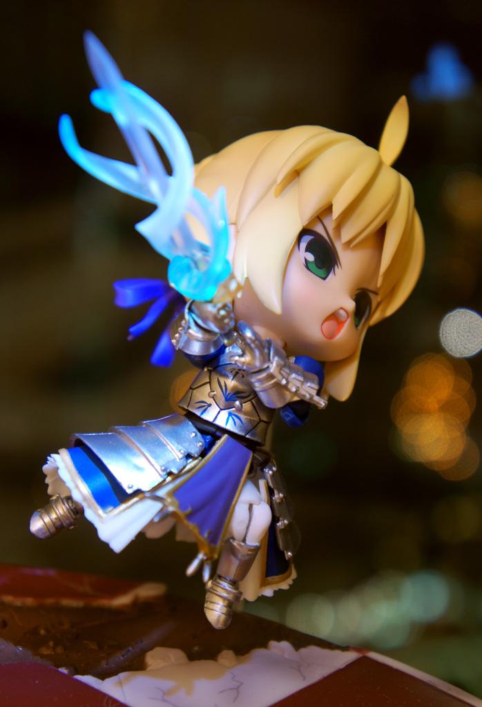 Nendoroid Saber