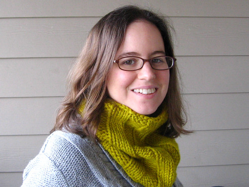 yellow cowl