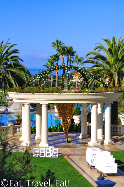 St Regis Monarch Beach- Dana Point, CA: Event Preparation