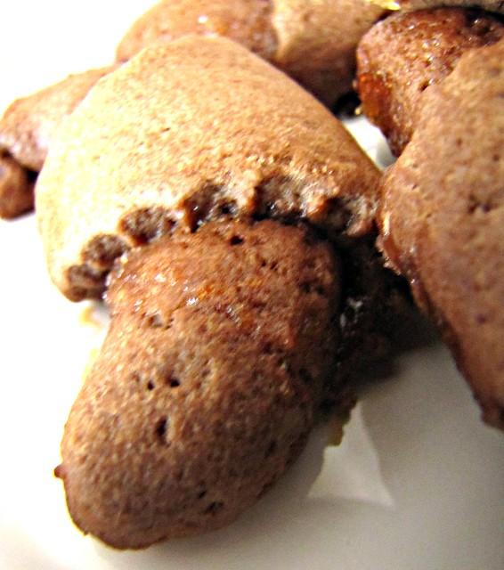 Rugelach al Cacao con Cuore Speziato