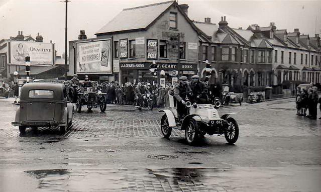 London to Brighton Veteran Car Run - Official Site