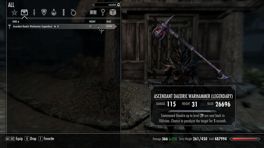 What s the most expensive item you made and or found in Skyrim