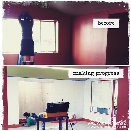treiC designs studio 323-7_2 - making progress