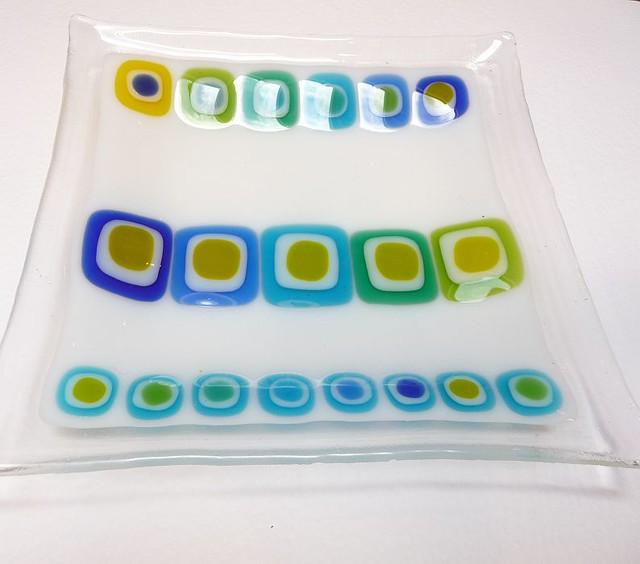 Fused glass by Glassprimitif