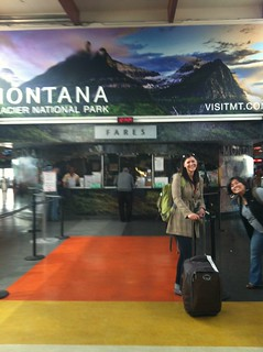 Montana Takes Over Seattle Ferry Terminal