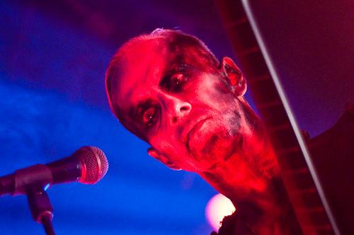 Behemoth @ Slim's 4-23-2012 Decibel Magazine Tour