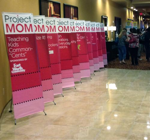 Project Mom 2012, Dallas