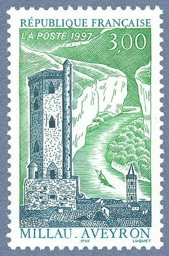 Millau Aveyron.