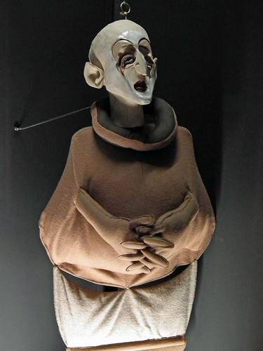 Portuguese Puppet at Museu da Marioneta (Puppet Museum), Lisboa. (Lisbon. 2011)