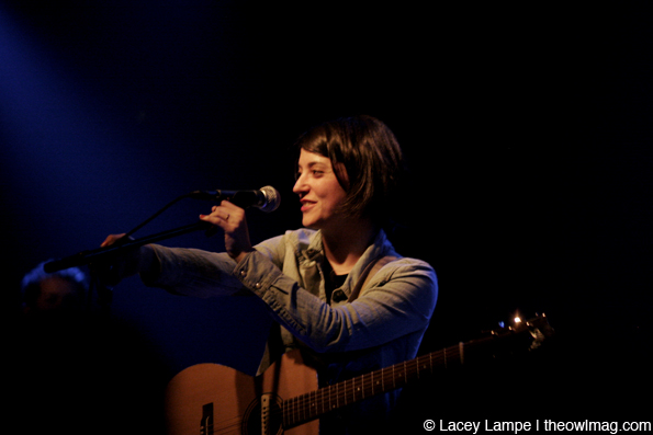 Sharon Van Etten @ The Independent, SF 3/21/12