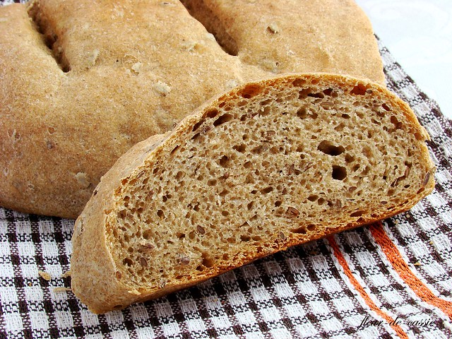 хлеб пшенично-ржаной на опаре 2 версия 2