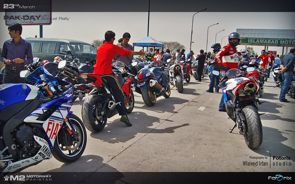 Fotorix Waleed - 23rd March 2012 BikerBoyz Gathering on M2 Motorway with Protocol - 7017379021 b5841b8036 b