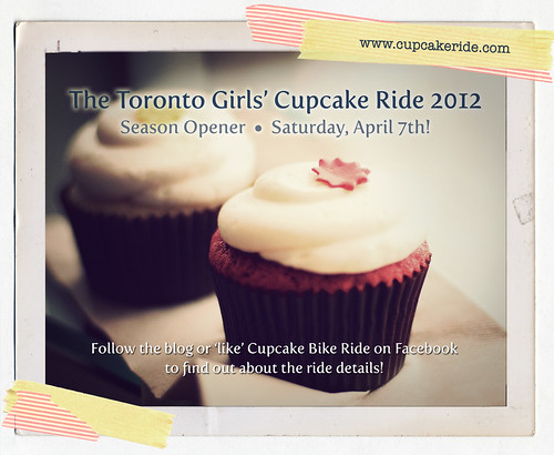 Cupcake Ride 2012!!!