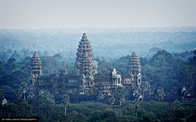 The Mighty Angkor