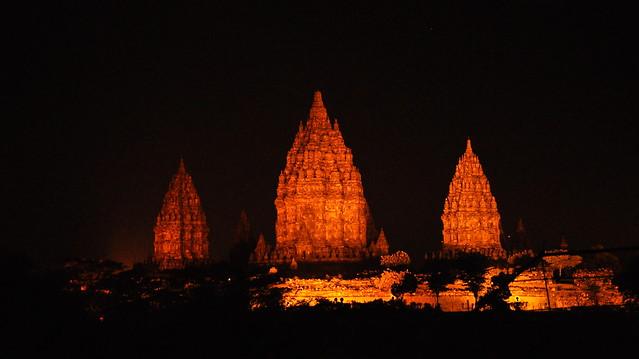 Prabanan Temple, Jogjakarta, Indonesia - 3