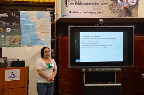 Christina Salmon - Municipal Waste Session