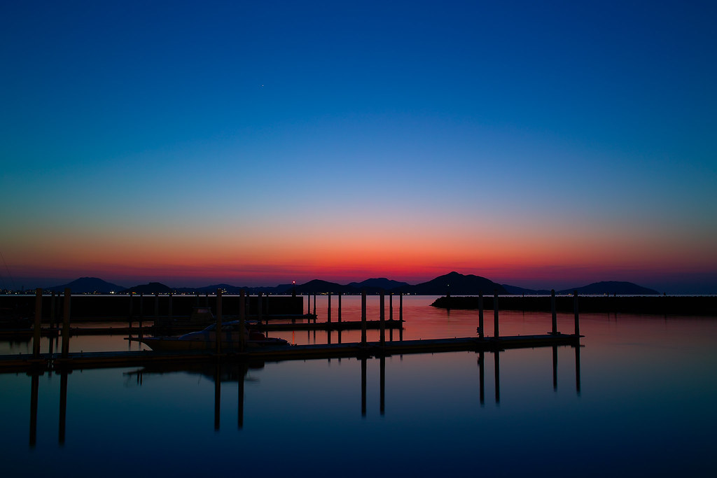 Twilight Harbor