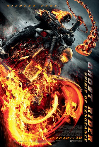 灵魂战车2:复仇时刻 Ghost Rider: Spirit of Vengeance(2012)