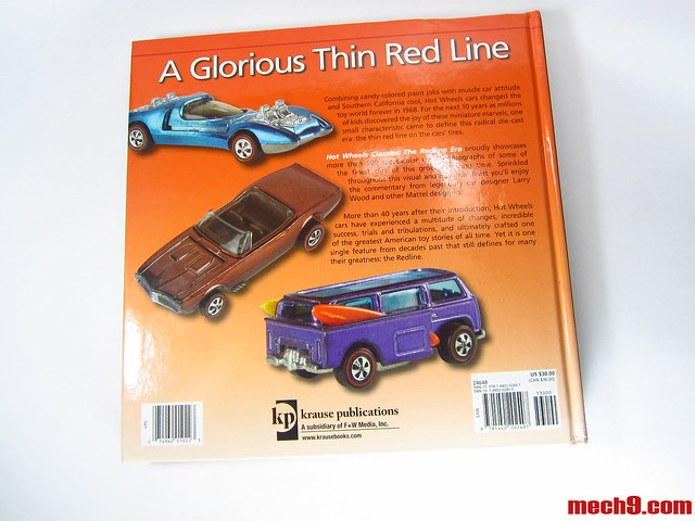 Hot Wheels Classics The Redline Era