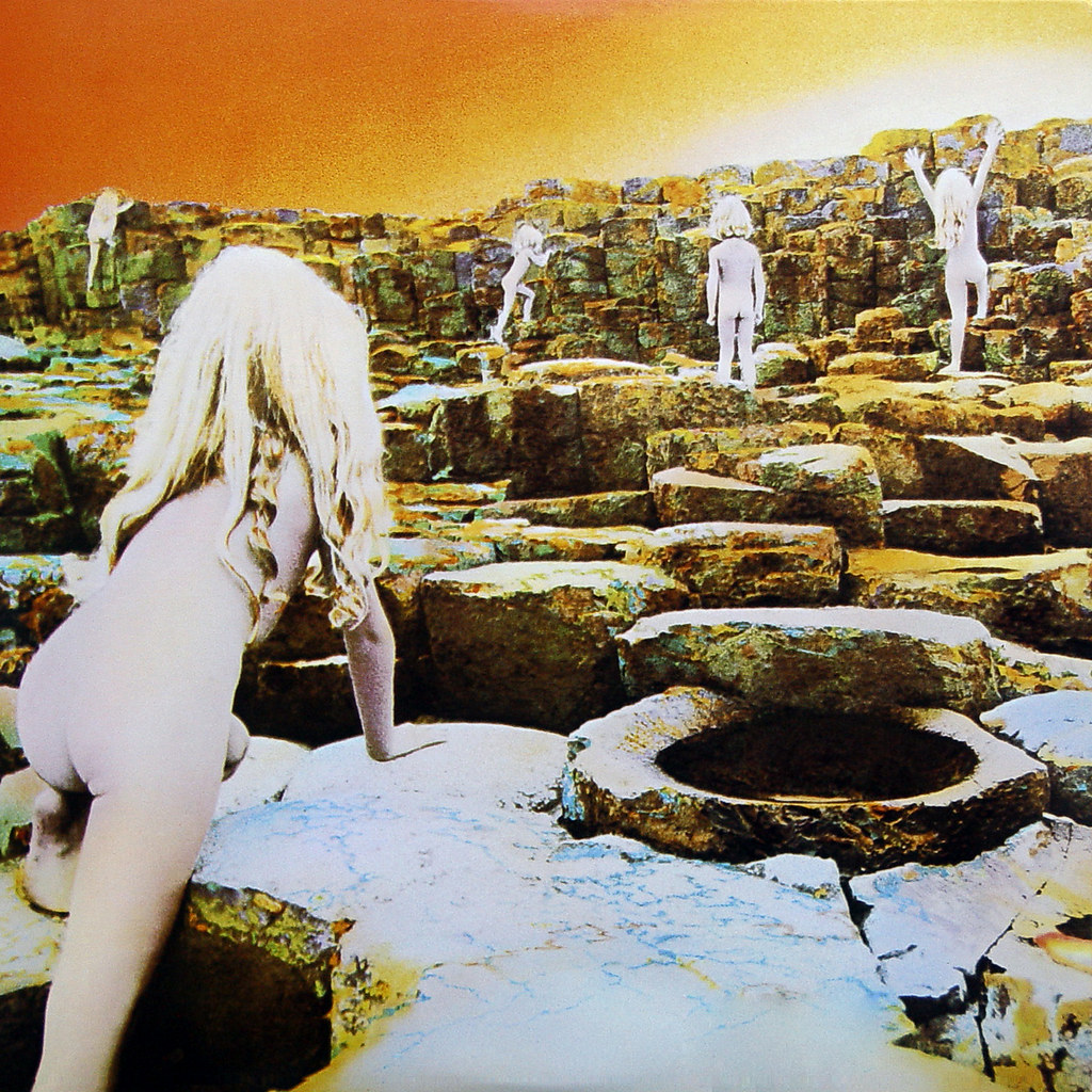 Led Zeppelin - Houses of the HolyHouses Of The Holy Album Cover