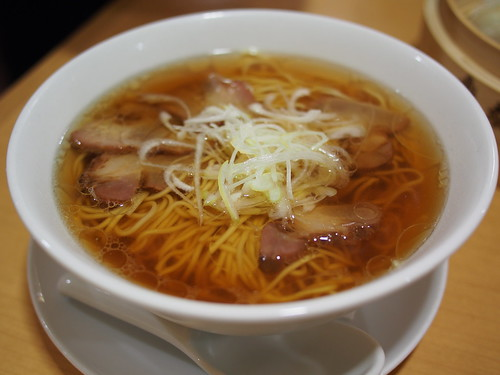 鼎泰豐 (ディンタイフォン) - 叉焼麺