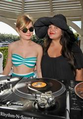 Brie Larson and Ana Calderon