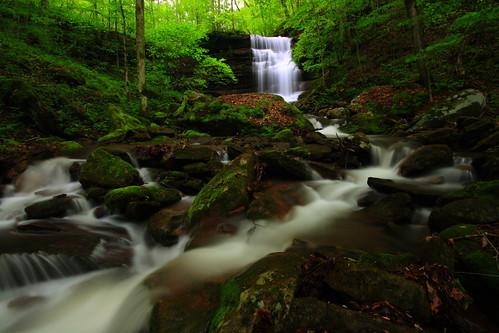 waterfall newrivergorge bigbranch westvirginiawaterfalls