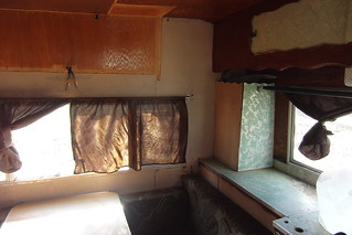 Trailer Dinette & Kitchen