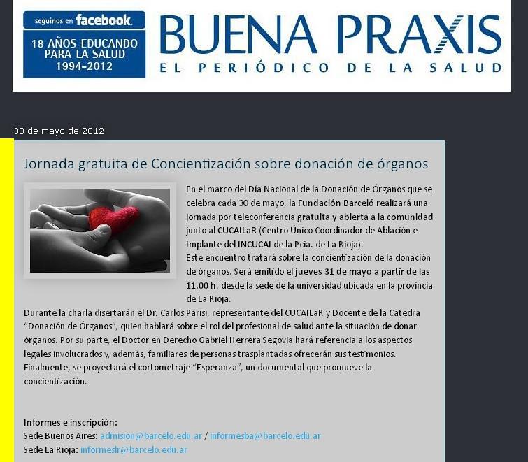 Blog Buena Praxis 30-05-12