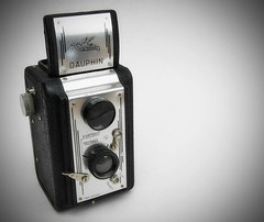 Alsaphot Dauphin TLR Style Box Camera
