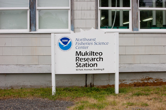 NOAA Mukilteo