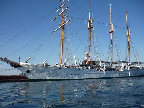 Valparaíso boat