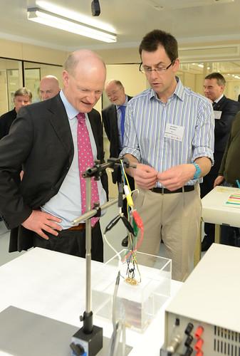 Bristol Robotics Laboratory opening