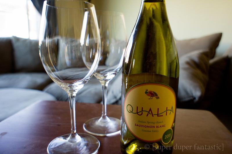 2011 Qualia Sauvignon Blanc