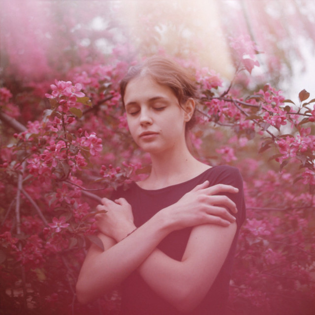 Color of tenderness - Stunning Fine Art Portraits