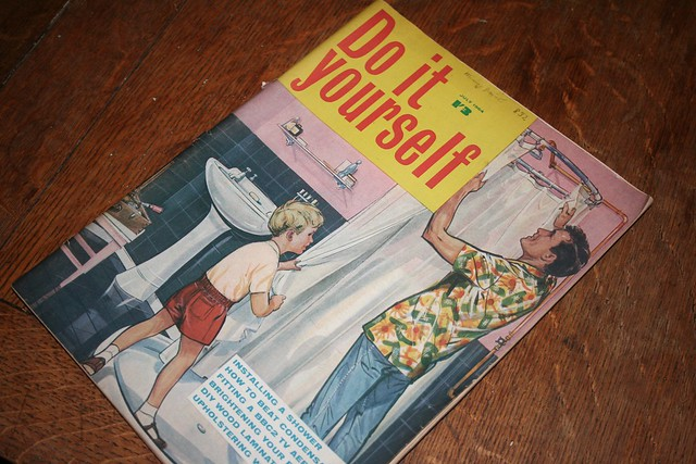 1960s Do It Yourself magazine
