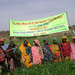 India: Village rally with Rural Development & Youth Training Institute, WoA 2012